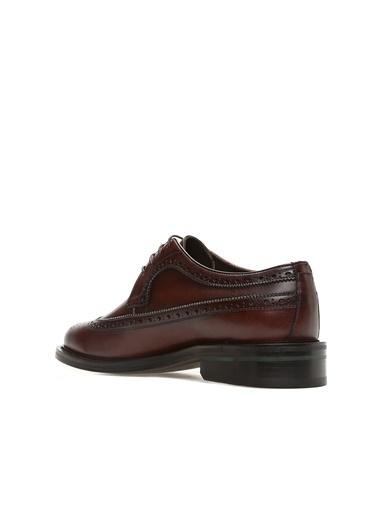George Hogg 7001699 Erkek Deri Ayakkabı Taba